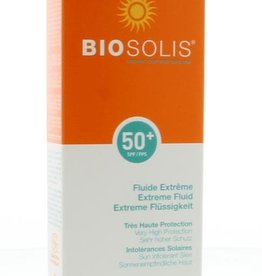 Biosolis Extreme fluid SPF 50+ 40ml