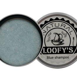 Loofys Loofys - Shampoo Blue geschikt voor drooghaar 70g
