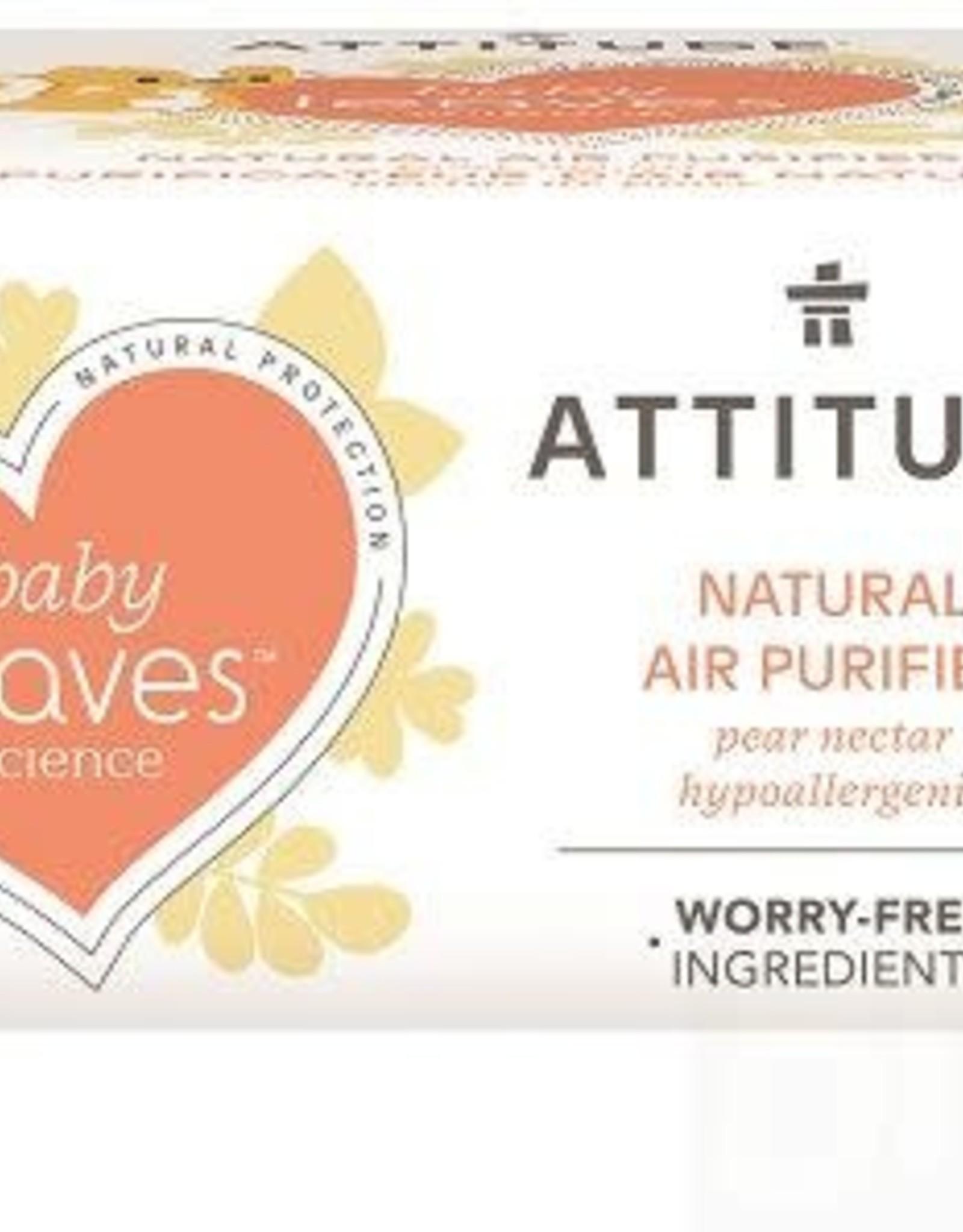 Attitude Baby Leaves - Luchtverfrisser 227g