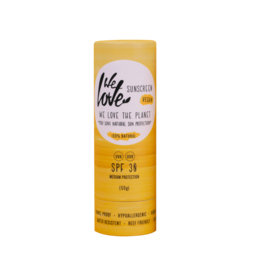 We love the planet We Love The Planet Sunscreen Stick SPF 30 - 50g