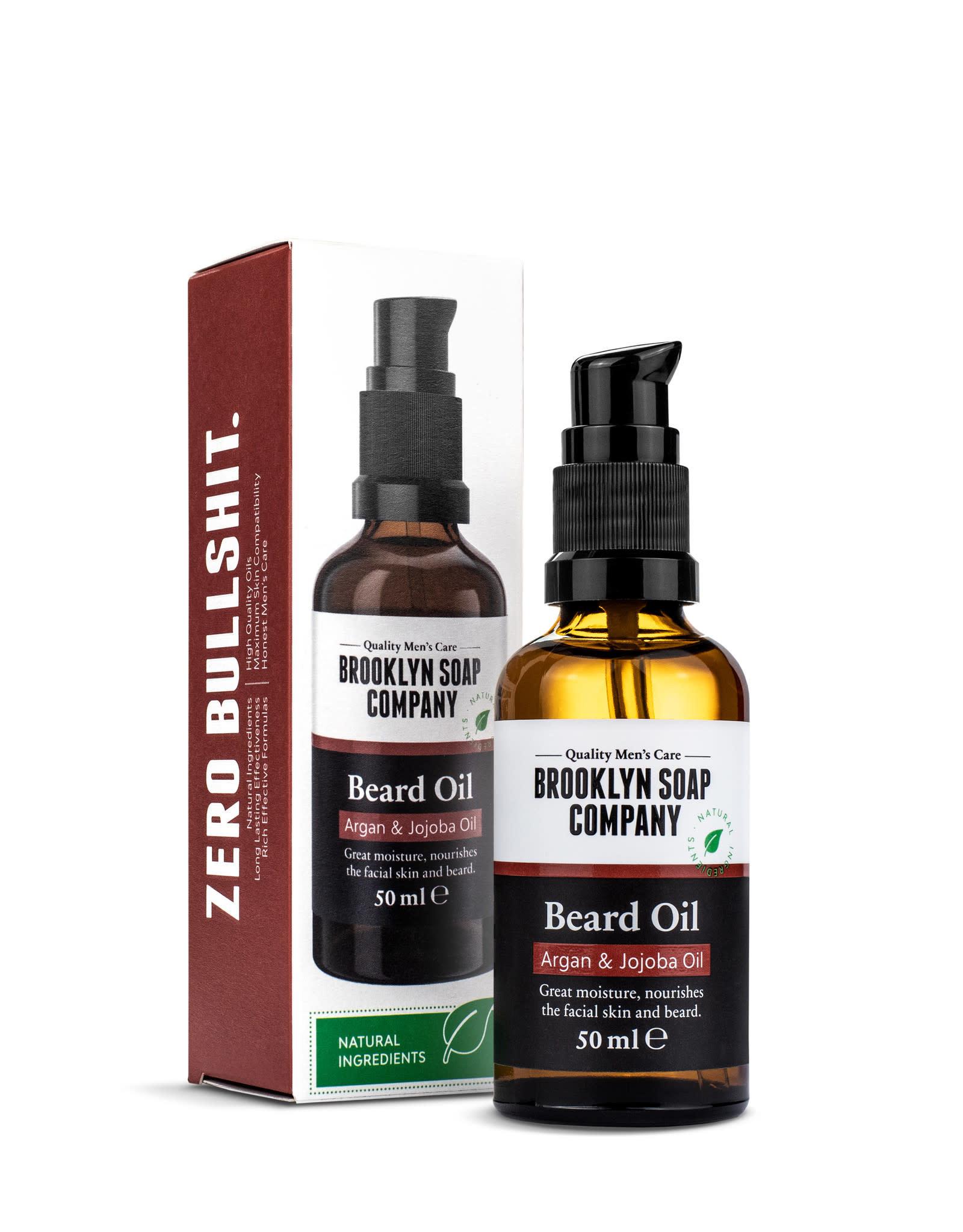 Brooklyn Soap Company Brooklyn Soap Company Beard Oil 50ml