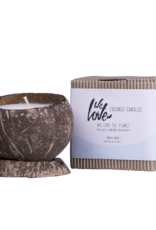 We love the planet We Love The Planet Soya Wax Coconut candle Arctic White (New)