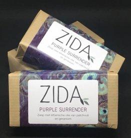 Zida Purple Surrender zeep 100g