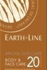 Earth Line Argan bio sun face en body 150ml