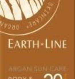 Earth Line Argan bio sun face en body SPF20 150ml