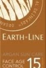 Earth Line Argan bio sun face F15 50ml