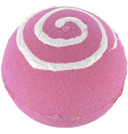 Treets Treets - Bruisbal Colour your party Pink Swirl