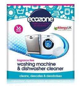 Ecozone Wasmachine en vaatwasser cleaner - 36 tabletten 720gr