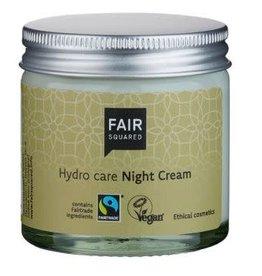 FairSquared FairSquared - Nachtcreme argan 50ml - Zero Waste