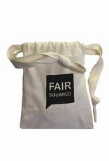 FairSquared Katoenen zeepzakje