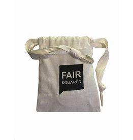 FairSquared Katoenen zeepzakje Fair Squared