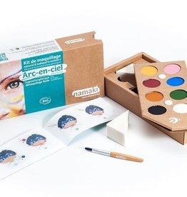 Namaki Schmink - Rainbow - 8 kleuren