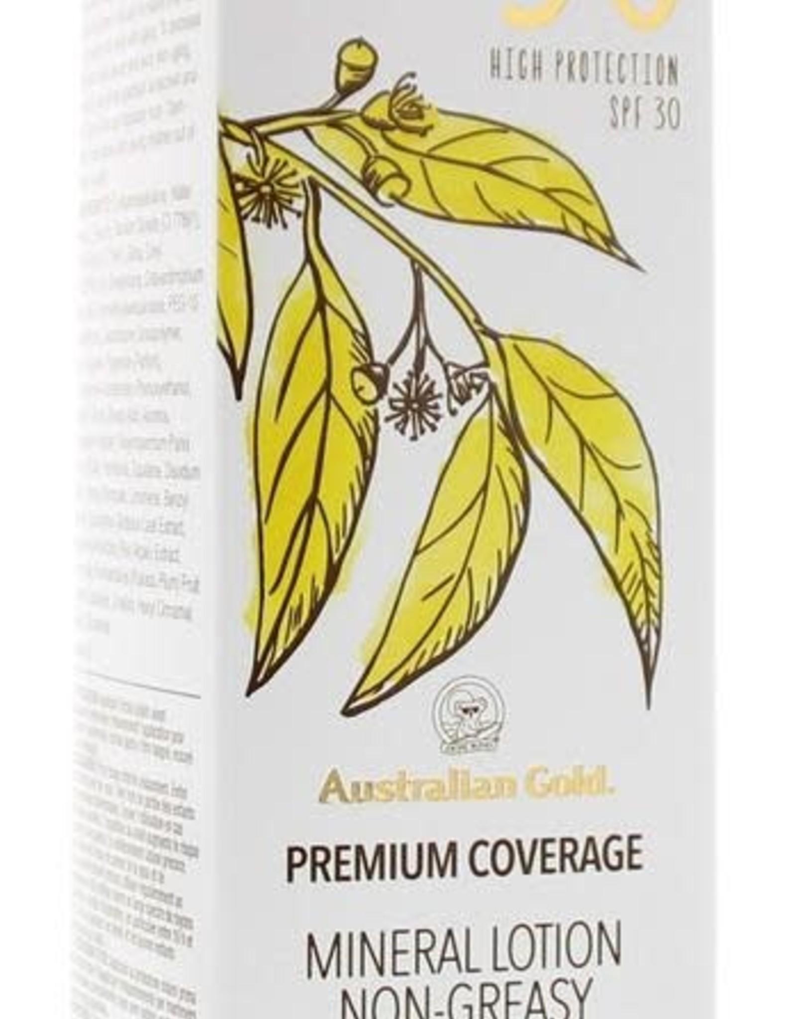 Australian Gold Botanical lotion SPF30 - 147ml