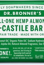 Dr. Bronner Dr. Bronner's - soap bar Almond 140g