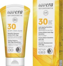 Lavera Zonnebrandcreme anti-aging sun cream SPF30 - 50 ml