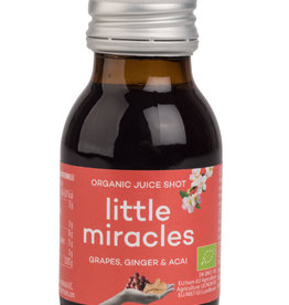 Little Miracles Little Miracles - grapes, ginger & acai