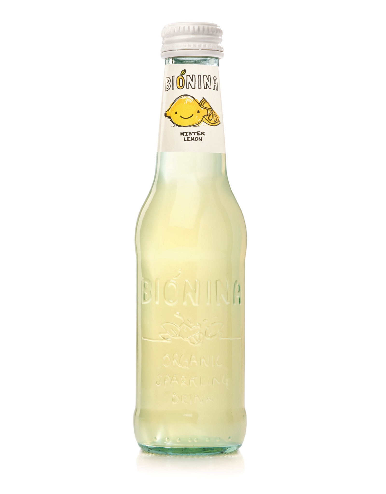 Bionina Bionina flesje Mister Lemon 200ml