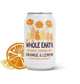 Whole Earth Whole Earth Organic Sparkling Orange 330ml