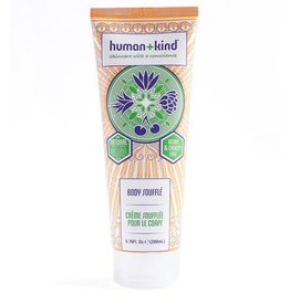 human+kind Body souffle lichaamscreme vegan 200ml