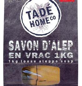 Tade Home Co Aleppo zeep brokken in bulk 1kg