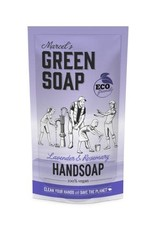 Marcel's Green Soap Handsoap Lavender & Rosemary refill 500ml
