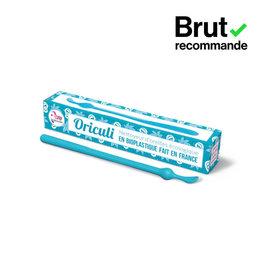 Lamazuna Herbruikbaar oorstaafje Oriculi uit bioplastic - blauw