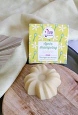 Lamazuna Conditioner in blok zachte vanille geur - 74ml