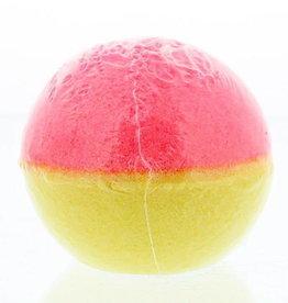 Treets Treets - Bath ball double dip pink yellow