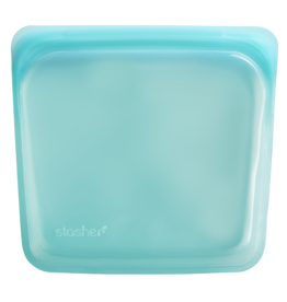 Stasher Stasher - Stasher bag Aqua / STSB03 450ml