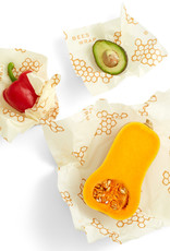 Bee's Wrap Bee's Wrap - Assorted 3-pack maat S/M/L