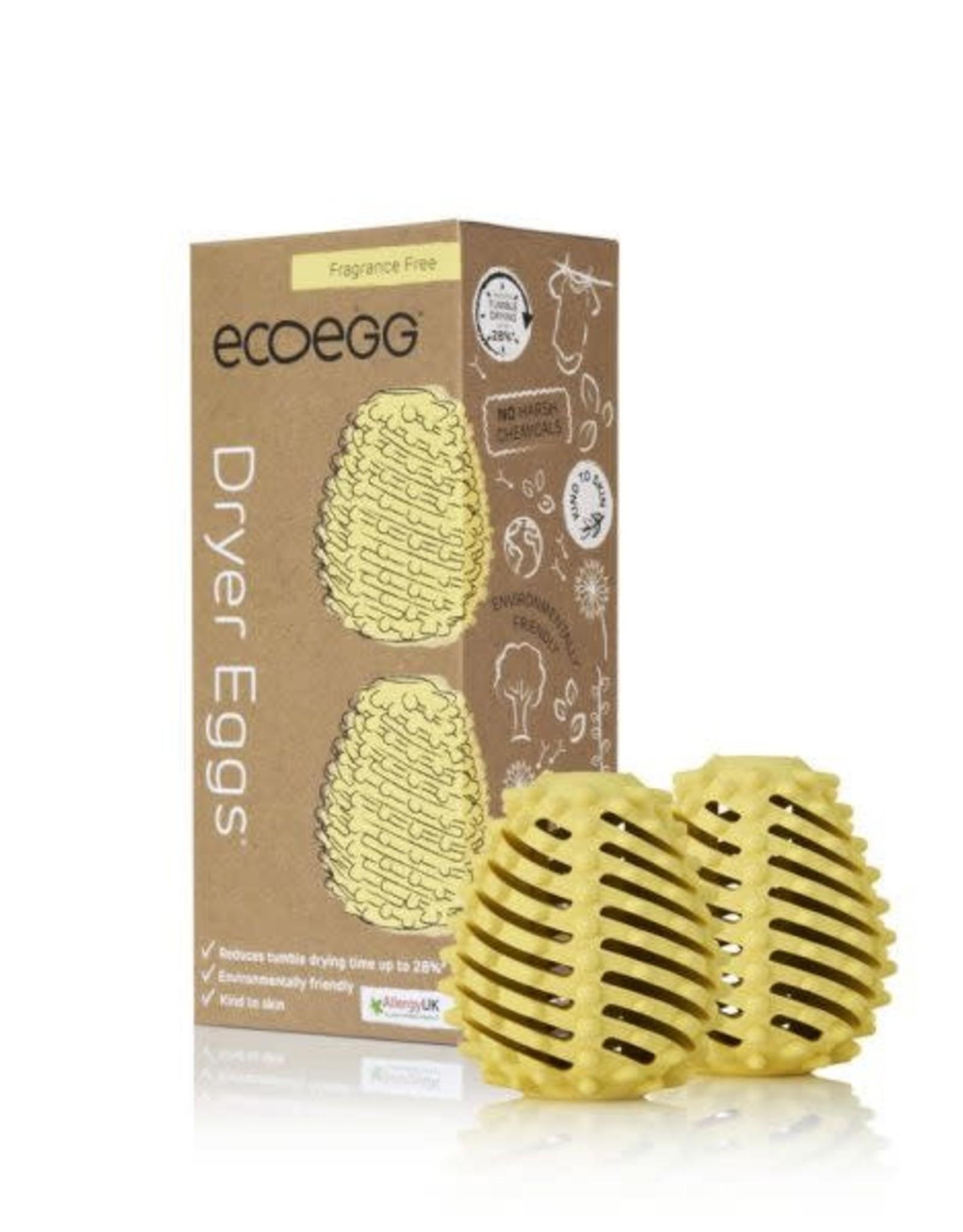 Ecoegg ecoegg Dryer Eggs: egg shaped dryer balls fragrance free