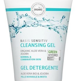 Lavera Basis Sensitive Cleansing Gel 125  ml