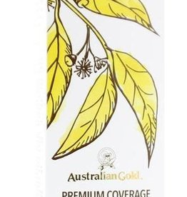 Australian Gold Botanical mineral spray SP30