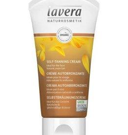 Lavera Zelfbruiner gezichtscreme/self-tanning cream face 50 ml
