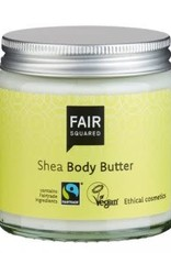 FairSquared FairSquared - Body Butter Shea - 100 ml - Zero Waste