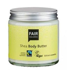 FairSquared FairSquared - Body Butter Shea - 100 ml - Zero Waste