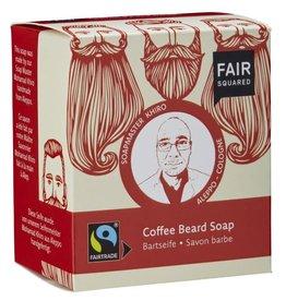 FairSquared FairSquared - Coffee Beard Soap - 2x 80g - Zero Waste