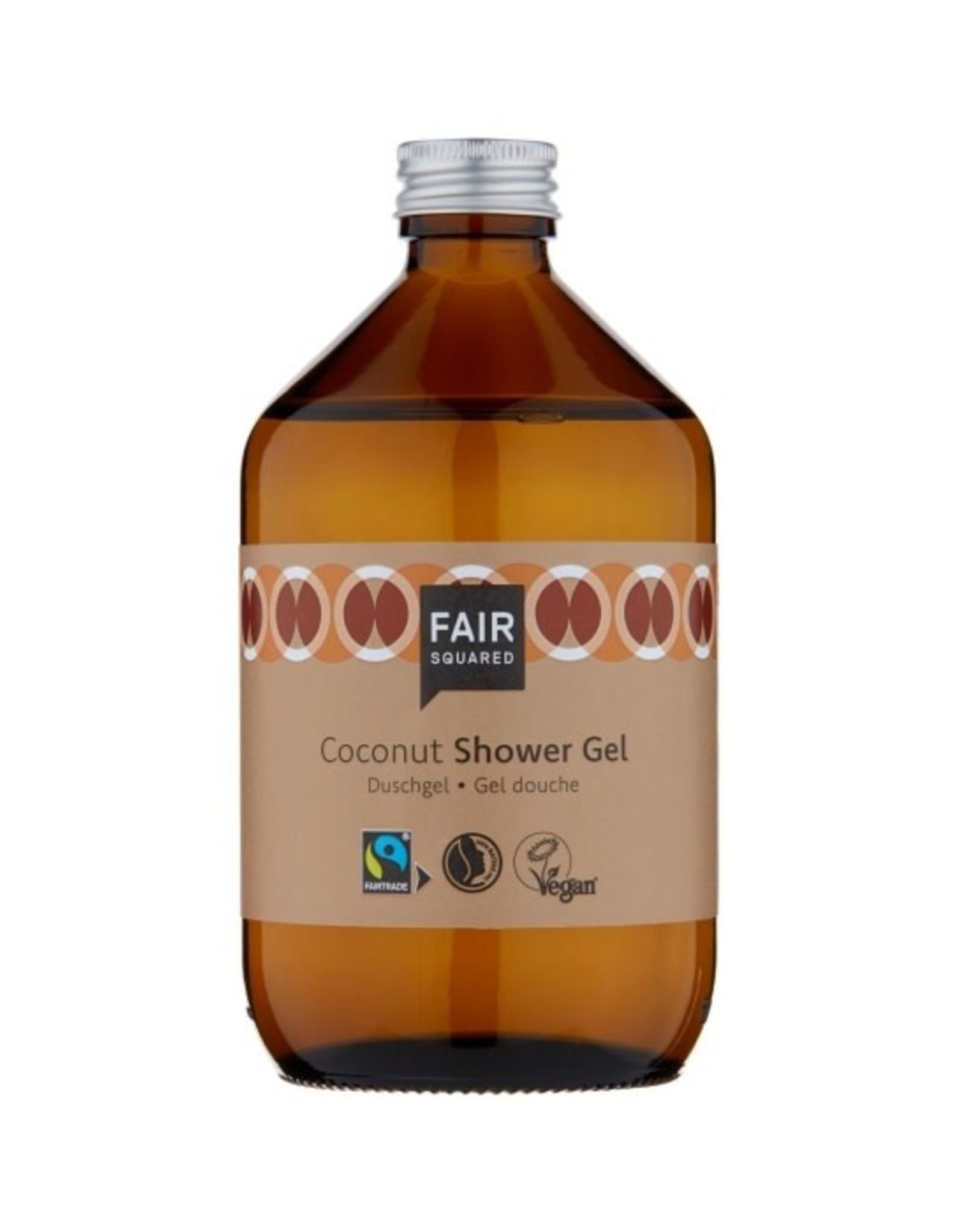 FairSquared FairSquared - Shower Gel - Coconut - 500ml - Zero Waste