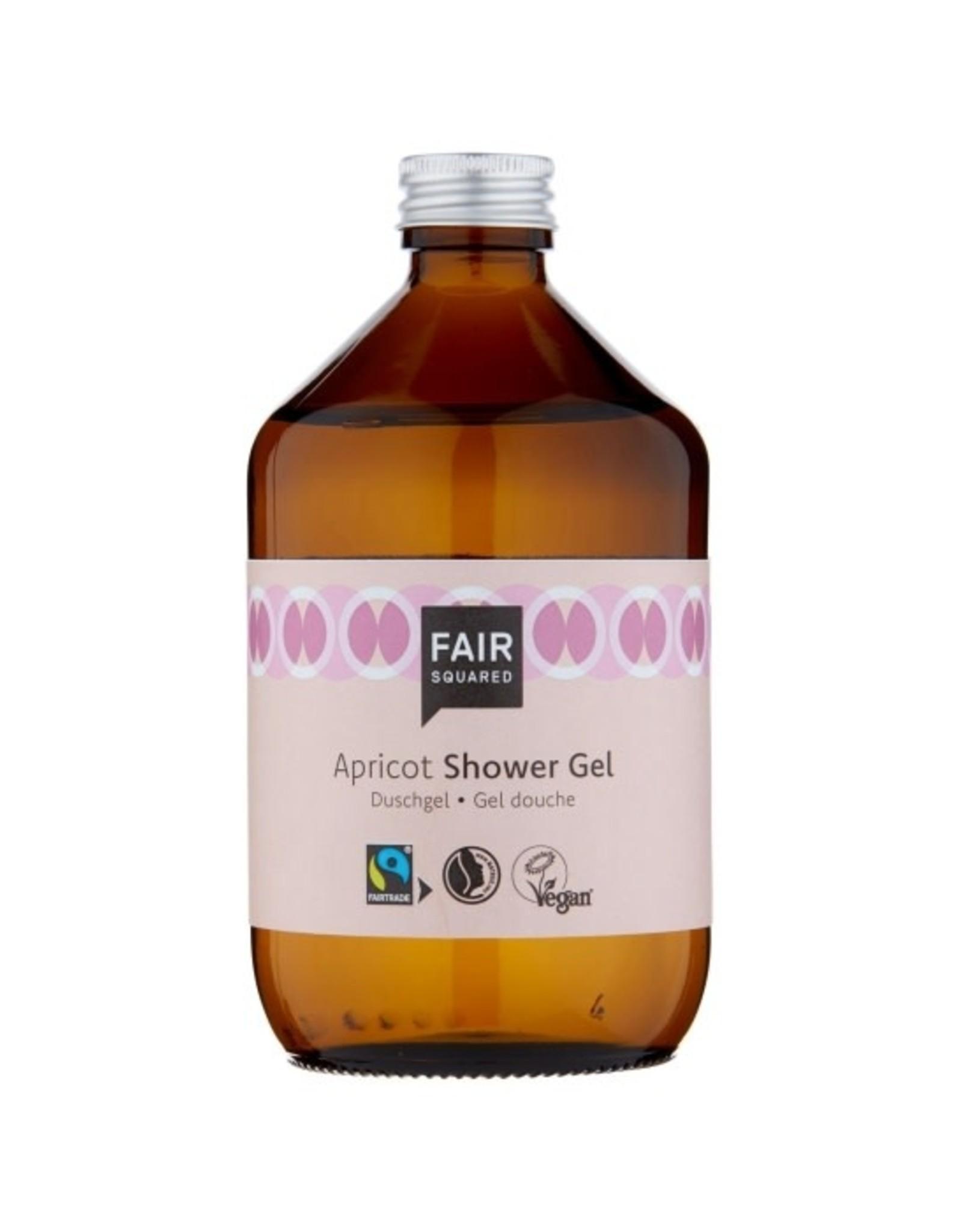 FairSquared FairSquared - Shower Gel - Apricot - 500ml - Zero Waste