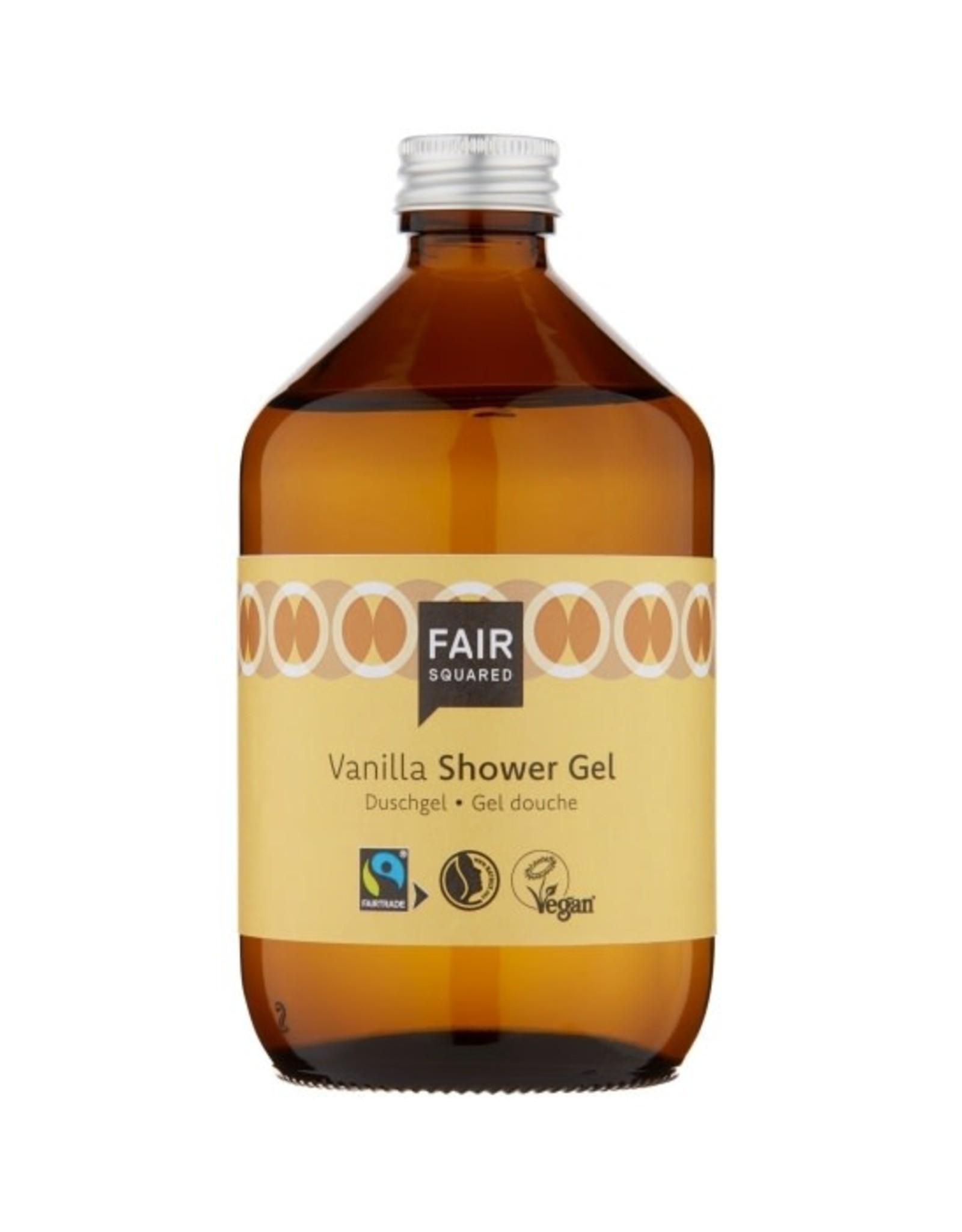 FairSquared FairSquared - Shower Gel - Vanilla - 500ml - Zero Waste