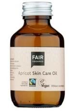 FairSquared FairSquared - Skin Care Olie abrikoos - Abrikoos 100ml - Zero Waste