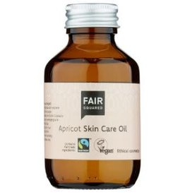 FairSquared FairSquared - Skin Care Olie abrikoos - Abrikoos 100ml - Zero Waste
