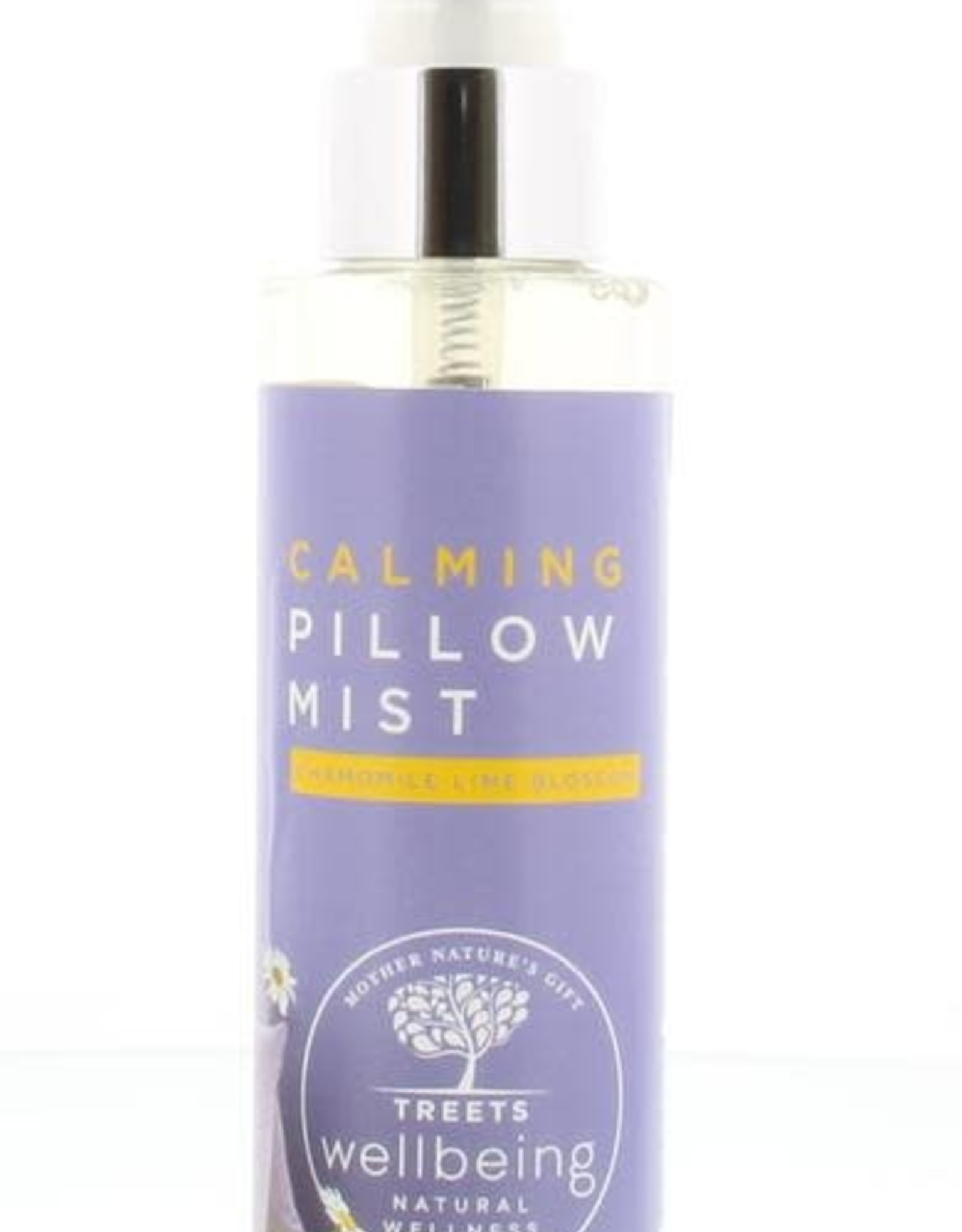 Treets Wellbeing calming pillow mist 130ml