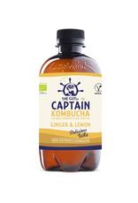 Captain Kombucha Captain Kombucha - Ginger & Lemon