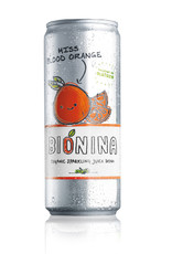 Bionina Bionina blikje Miss Blood Orange 330ml