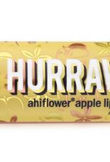 Hurraw Hurraw! Ahiflower Apple Lip Balm 4.8g