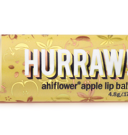 Hurraw Hurraw! Ahiflower Apple Lip Balm 4.8g