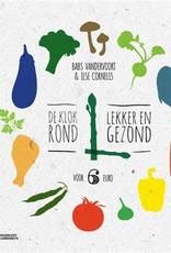 Roos met Witte Stippen Kookboek - De klok rond - Lekker en Gezond