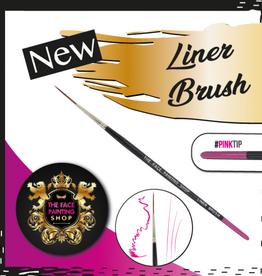 Pink Tips Pink Tips Brush - liner brush 0