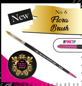 Pink Tips Pink Tips Brush - flora 6